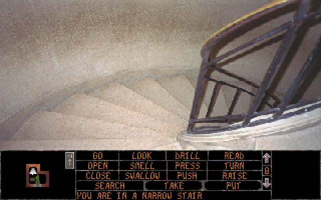 Sheer Agony atari screenshot